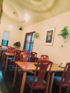 カフェの写真・画像素材[401029]