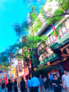 横浜中華街の写真・画像素材[2179550]