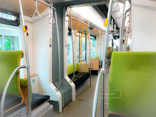 電車の写真・画像素材[410145]