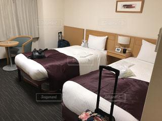 ビジネスホテルの写真・画像素材[849065]