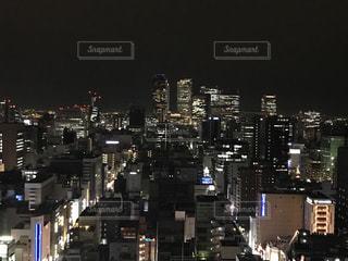 名古屋の夜景の写真・画像素材[849103]