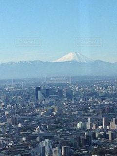 富士山の写真・画像素材[406494]