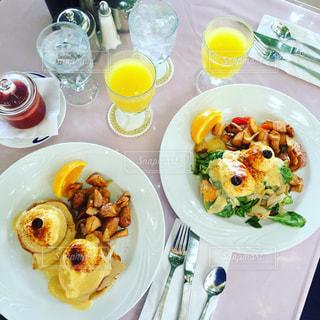 最高の朝食の写真・画像素材[576570]
