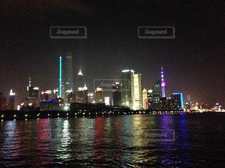 夜景の写真・画像素材[403030]