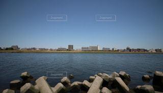 川の写真・画像素材[497357]