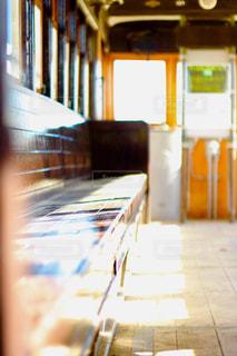 電車の写真・画像素材[497359]