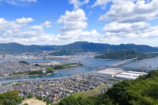 黄金山から見た瀬戸内海 - No.730002