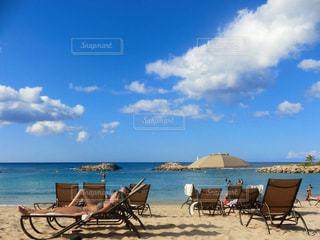 ハワイ島のビーチの写真・画像素材[760122]