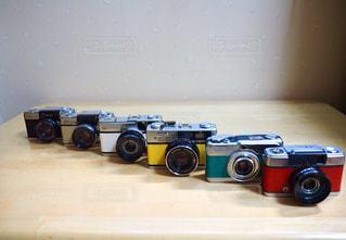 レンジファインダーカメラの写真・画像素材[844099]