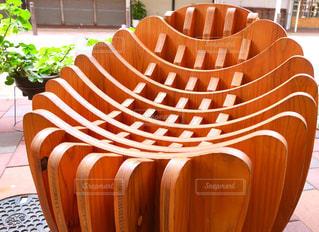 タマゴをイメージした椅子 - No.856101