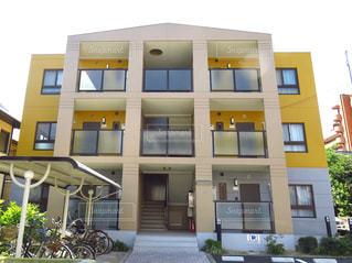 新築アパートの写真・画像素材[2287188]