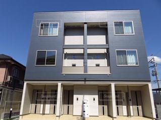 新築アパートの写真・画像素材[2287190]