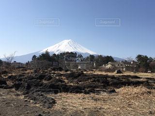 富士山の写真・画像素材[403748]