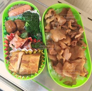 お弁当の写真・画像素材[406614]