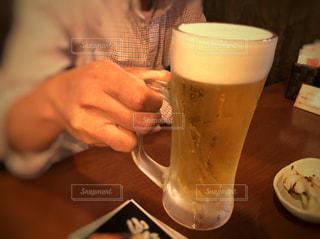一杯のビールの写真・画像素材[753973]