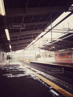 駅の間を近くの写真・画像素材[3118092]
