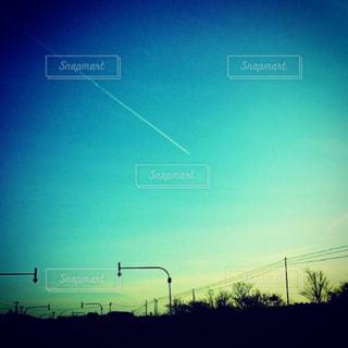空の写真・画像素材[405571]