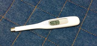 体温計の写真・画像素材[408058]