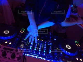 DJの写真・画像素材[406798]
