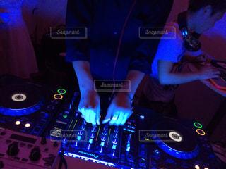 DJの写真・画像素材[406799]