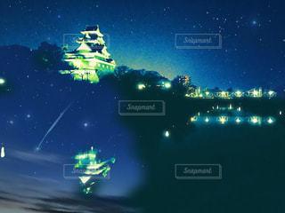 夜の写真・画像素材[436684]