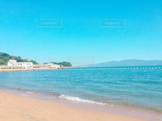 砂浜のビーチの写真・画像素材[712259]