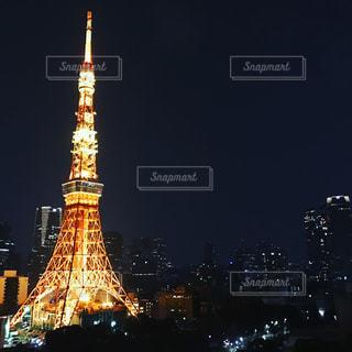 東京タワーの写真・画像素材[406759]