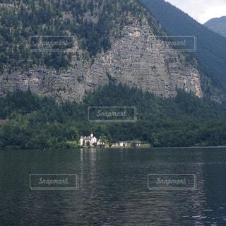 湖の写真・画像素材[407361]