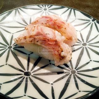 のどぐろの寿司の写真・画像素材[1155328]