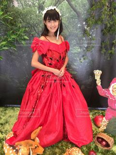 ドレスの写真・画像素材[408710]