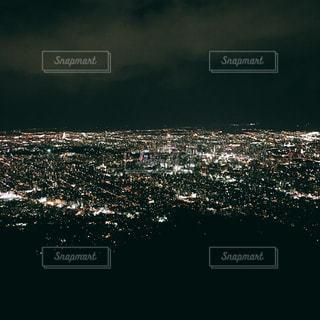 札幌の夜景の写真・画像素材[858834]