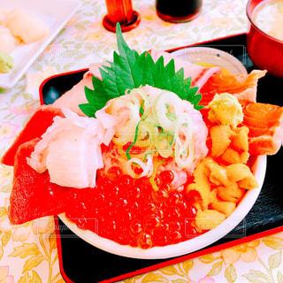 7種の海鮮丼 - No.874412