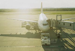 飛行機の写真・画像素材[413130]