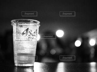 夏まつりは生ビールの写真・画像素材[1159073]