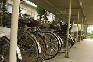 自転車の写真・画像素材[445803]
