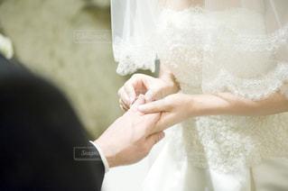 指輪の写真・画像素材[446217]