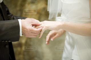 指輪の写真・画像素材[446306]