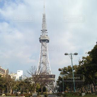 テレビ塔の写真・画像素材[505215]