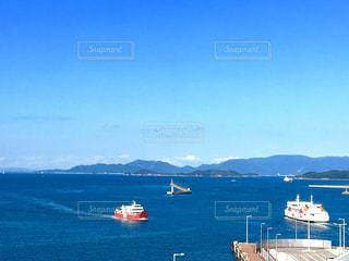 高松港の写真・画像素材[2464683]