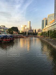 シンガポールの写真・画像素材[408651]