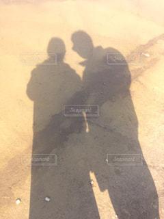 2人の写真・画像素材[410059]
