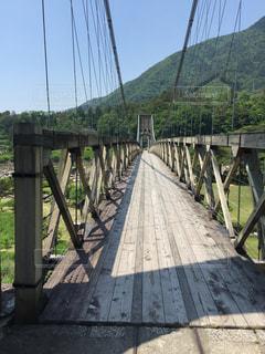 橋の写真・画像素材[412270]