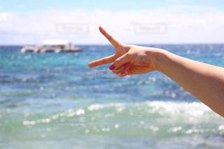 海の写真・画像素材[409611]