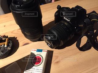 カメラの写真・画像素材[410279]