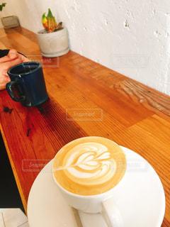 カフェの写真・画像素材[410354]
