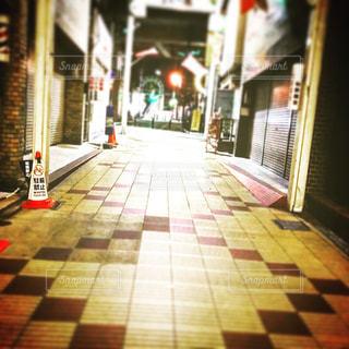 商店街の写真・画像素材[429360]