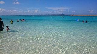沖縄の海の写真・画像素材[2940645]