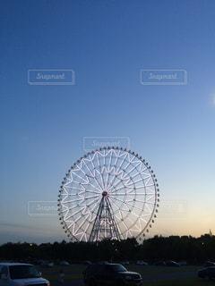 青空の写真・画像素材[557911]