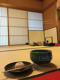 抹茶の写真・画像素材[415873]