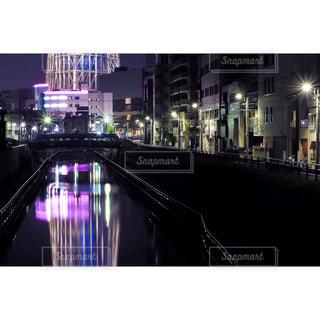 夜景の写真・画像素材[547287]